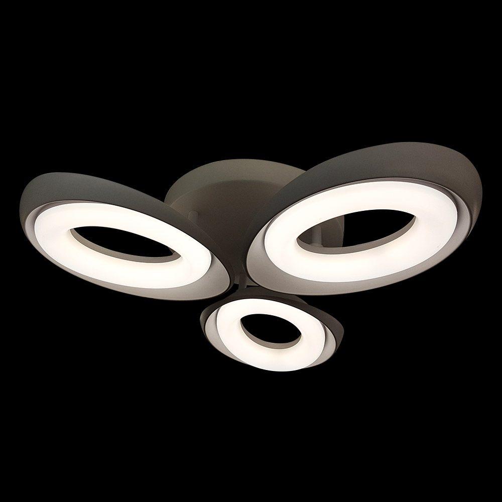 Люстра светодиодная Овалы фото