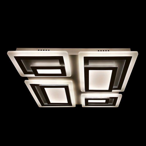 Светодиодная люстра прямоугольники фото