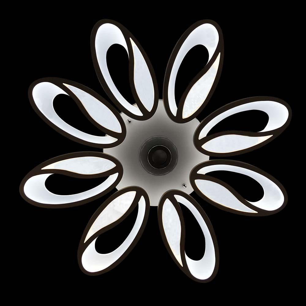 Светодиодная люстра цветок фото