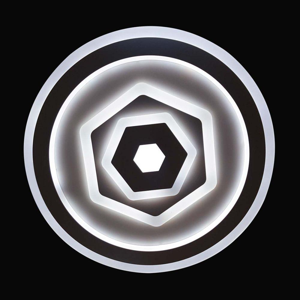 Люстра потолочная круглая Round-2 фото
