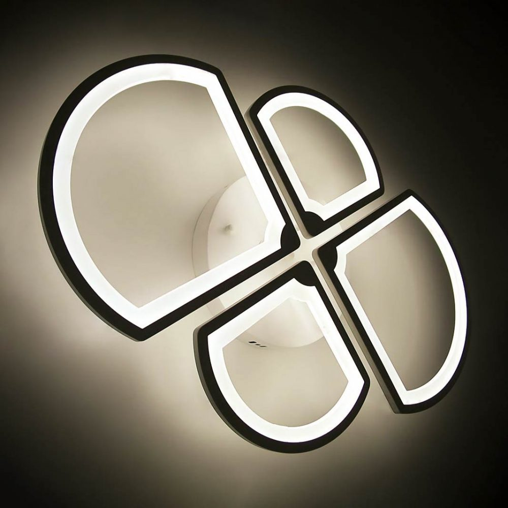 светильник лед геометрия фото