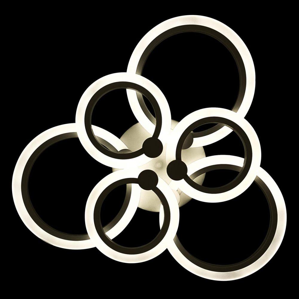 circles-2-led люстра фото