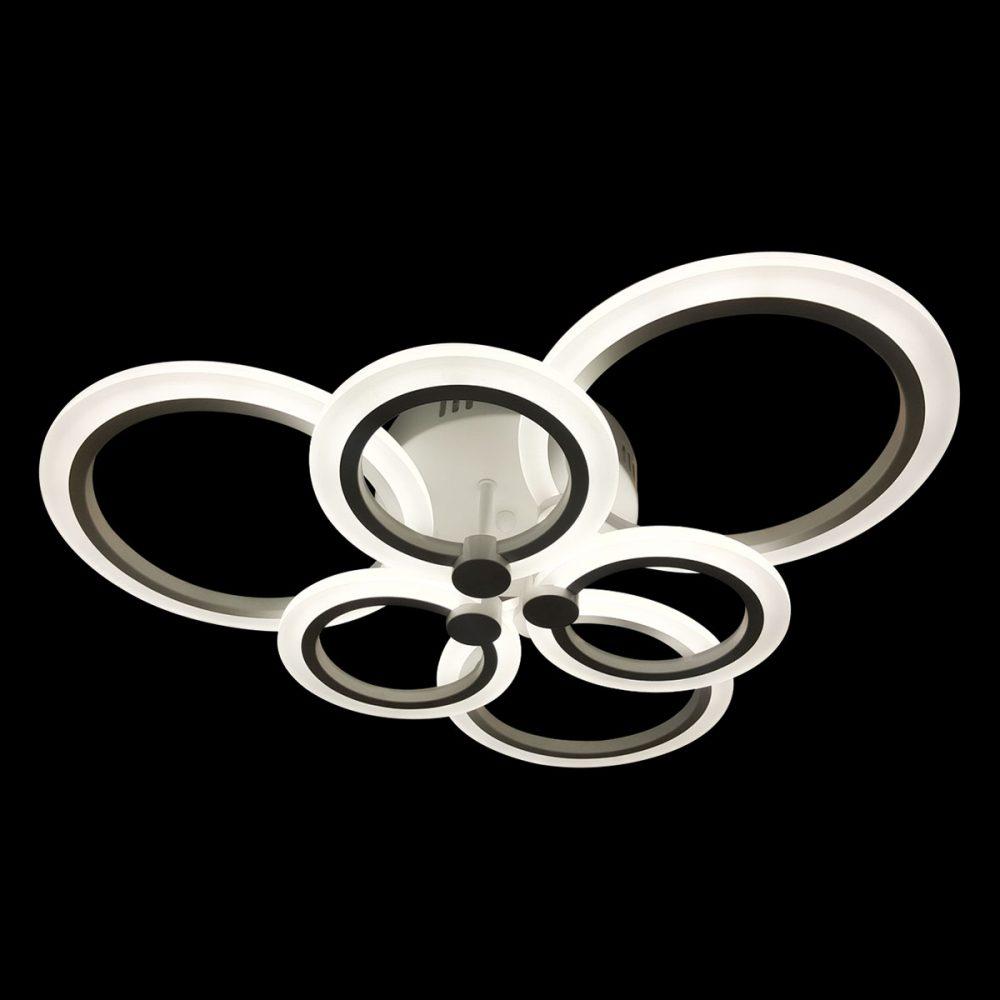 Лед люстра circles-2 фото