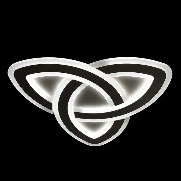 Люстра потолочная светодиодная trinity фото