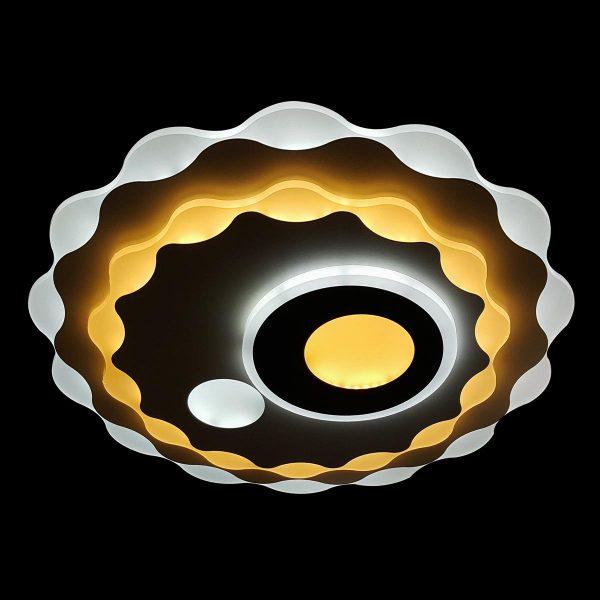 Светодиодная люстра с пультом universe фото