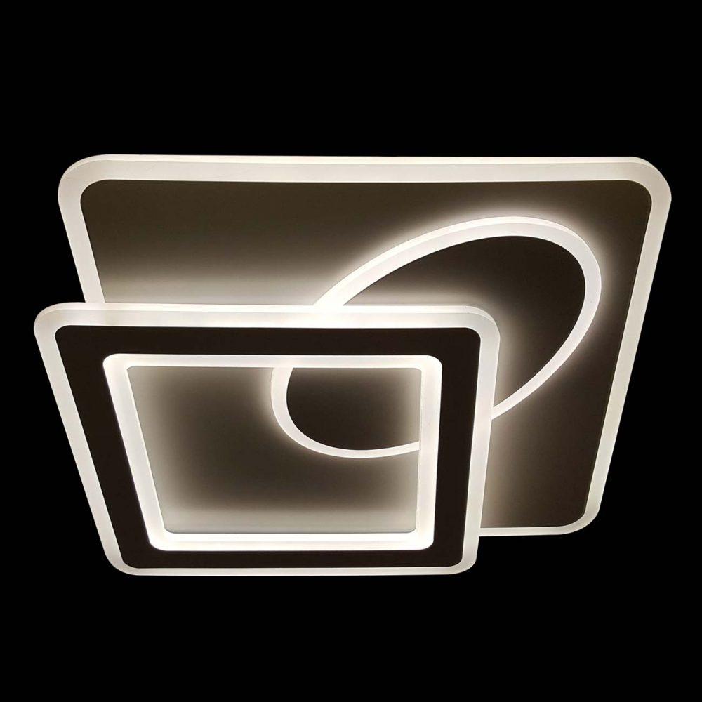 Светодиодный светильник геометрия фигуры фото