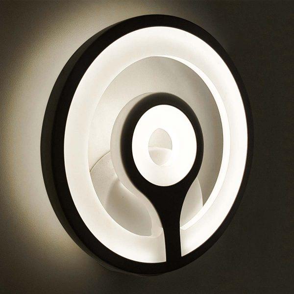 Бра светодиодный круг фото