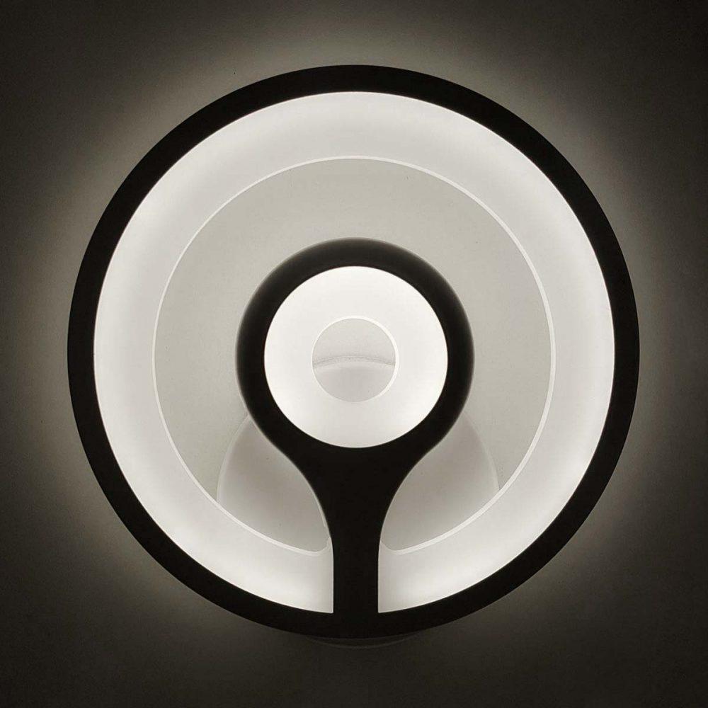 Бра светодиодный настенный Круг фото