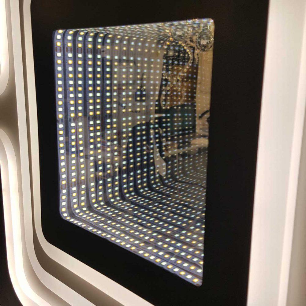 3д светильник фото