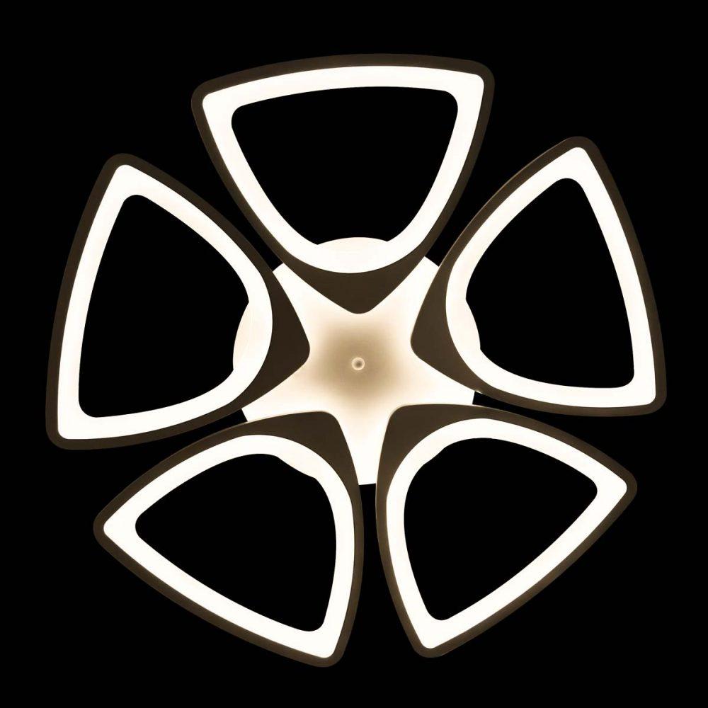 Люстра triangle фото