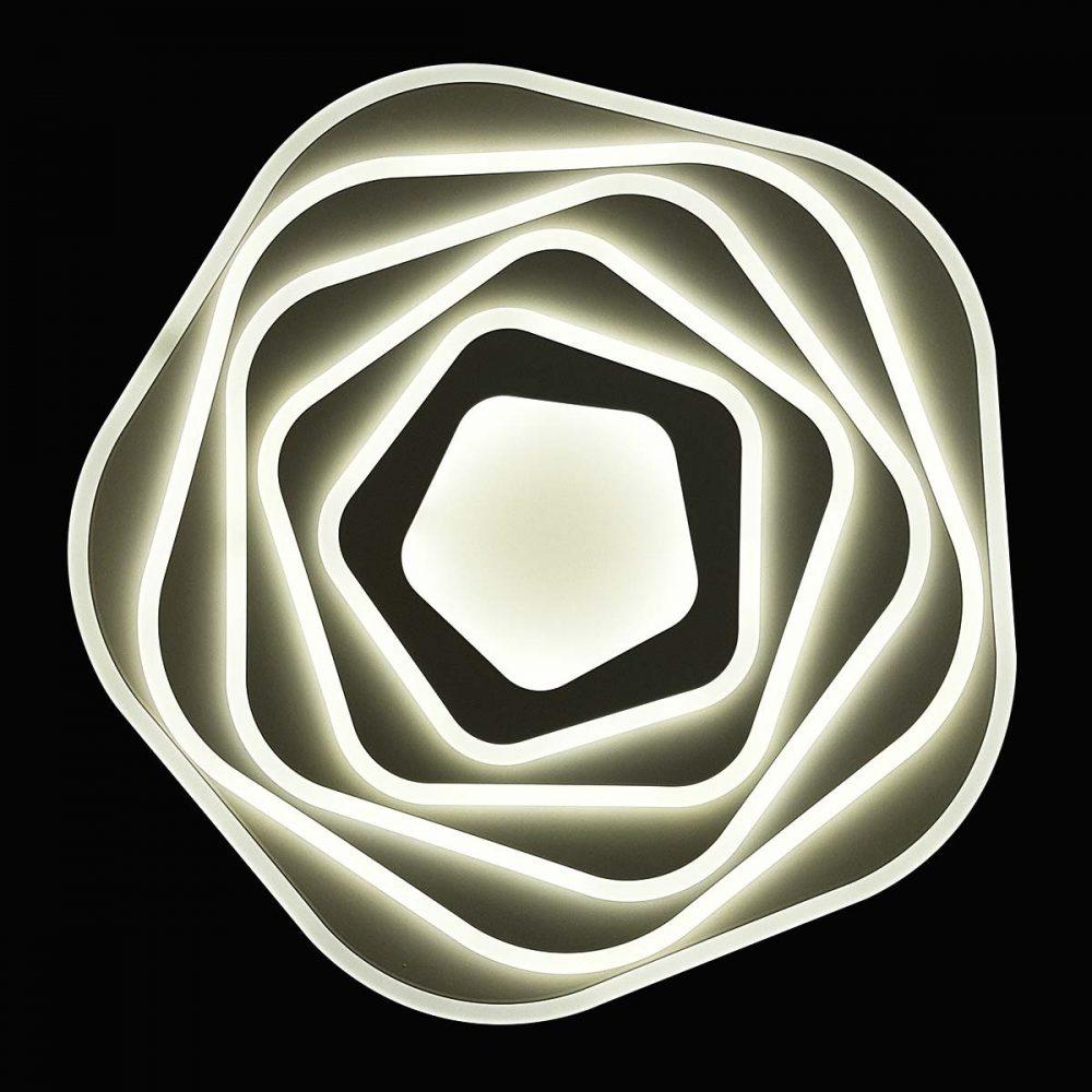 Люстра потолочная светодиодная с пультом Freedom фото