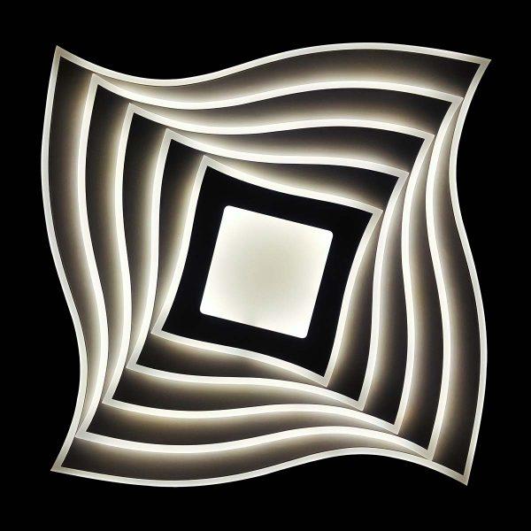 люстра светодиодная с пультом Mist фото