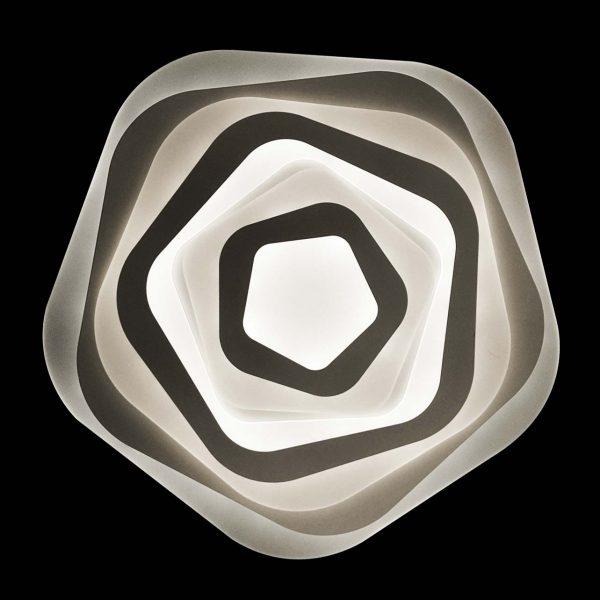 Светильние геометрический с пультом Венера фото