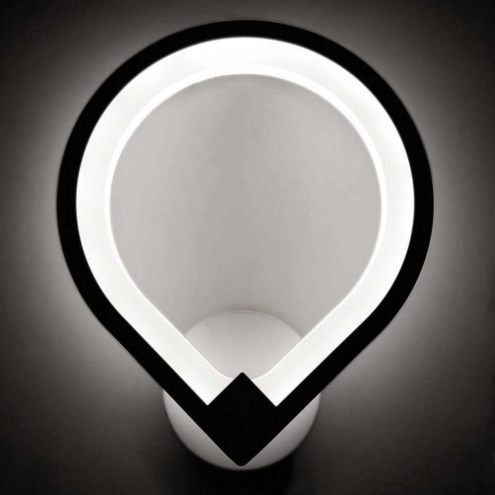 Светодиодный светильник бра меняющий цвет фото