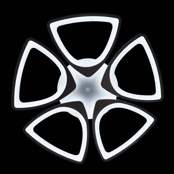 Люстра triangle-5