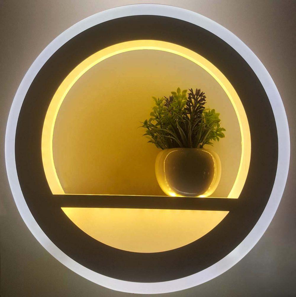 Бра LED светодиодный настенный для дома Grass фото