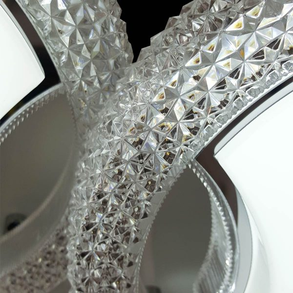 Brilliance LED chandelier фото