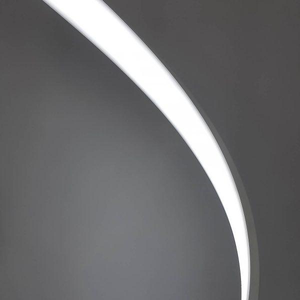LED торшер холодный цвет фото