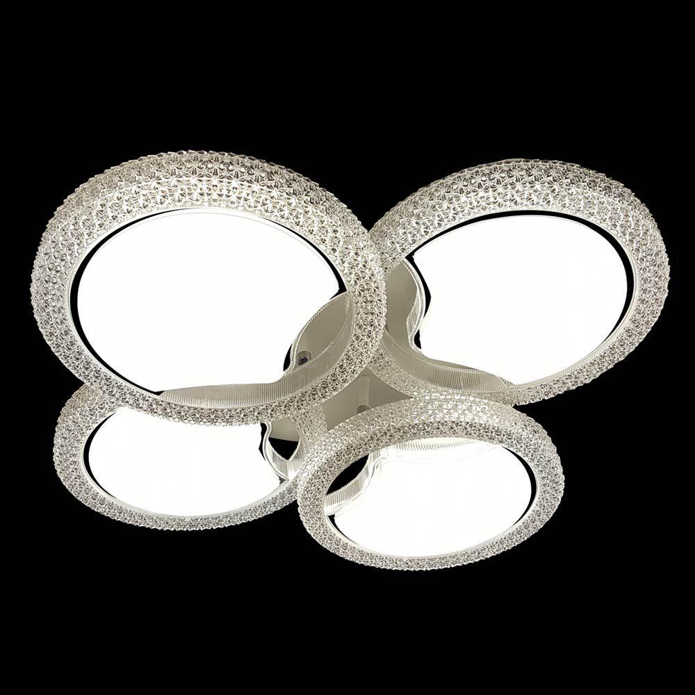 Люстра LED светодиодная c хрусталем Brilliance фото