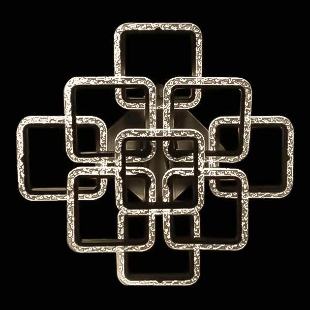 led-lyustra-glasssquare-10 фото