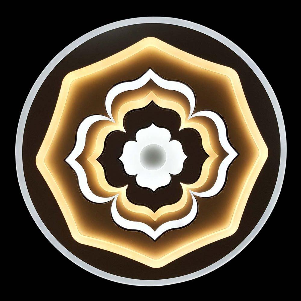 Люстра на потолок светодиодная Spades фото
