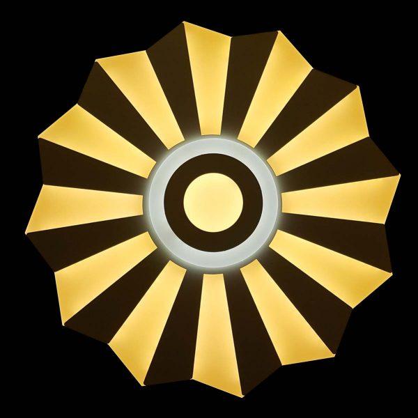 люстра солнышко светодиодное фото