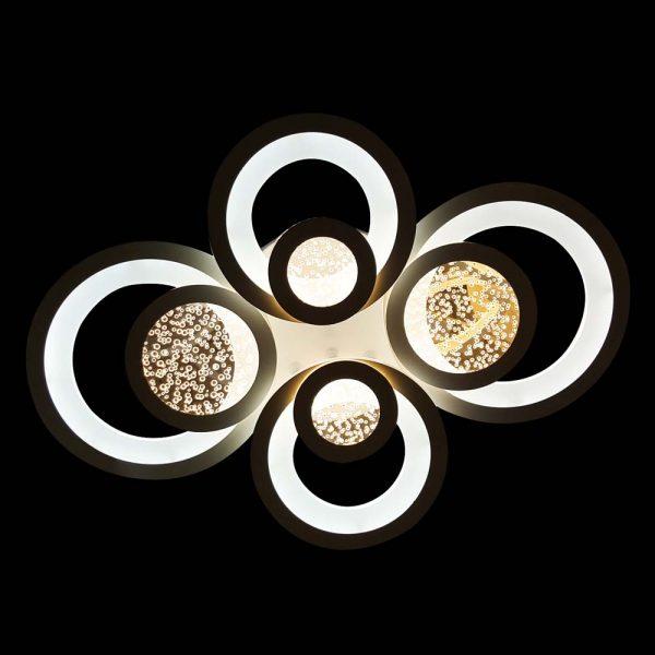 светильник диодный круги фото