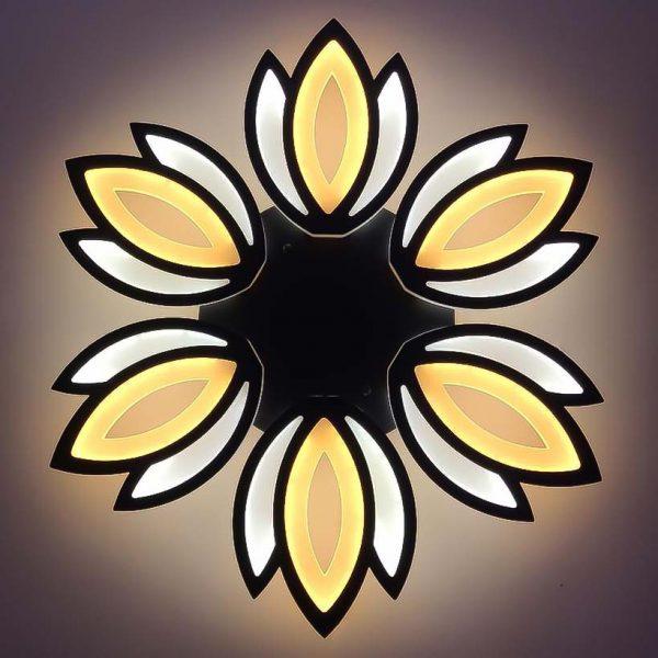 лед люстра цветок Inflores фото