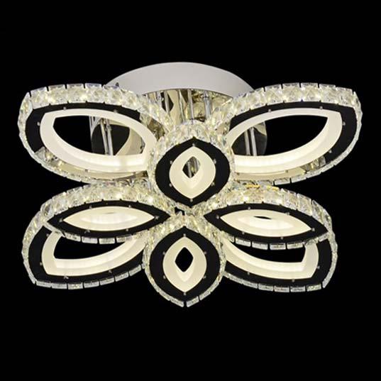 Люстра хустальные лепестки Crystal Petals фото