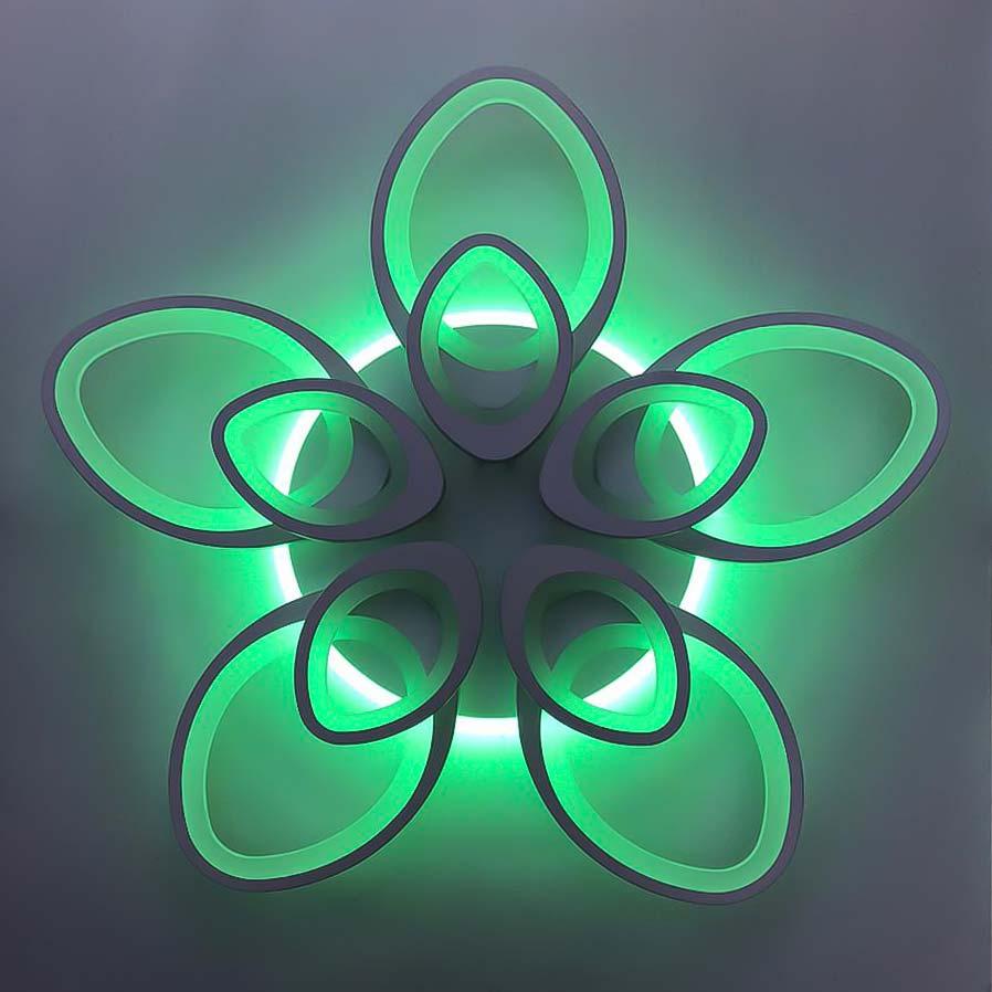 Люстра LED с пультом Prinkless фото