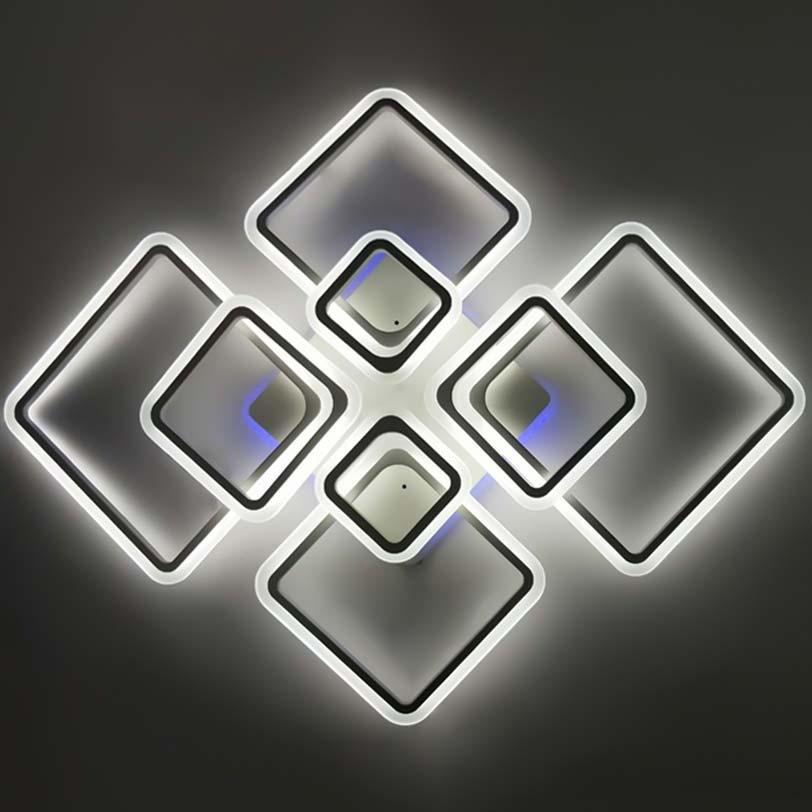 RGB подсветка squares new 8 фото