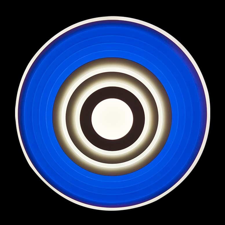 Люстра круг Sphere LED RGB фото