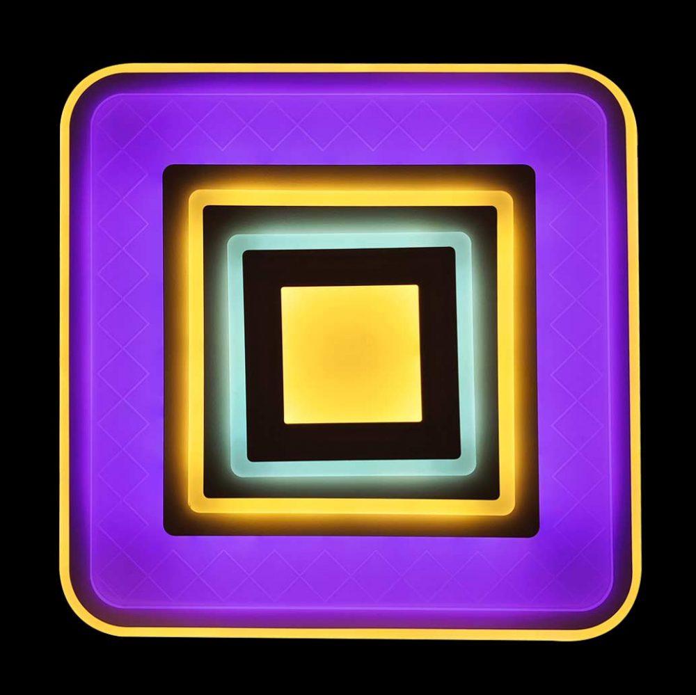 Люстра светодиодная Timda RGB фото