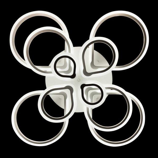 Люстра лед 10 элементов Polarius фото