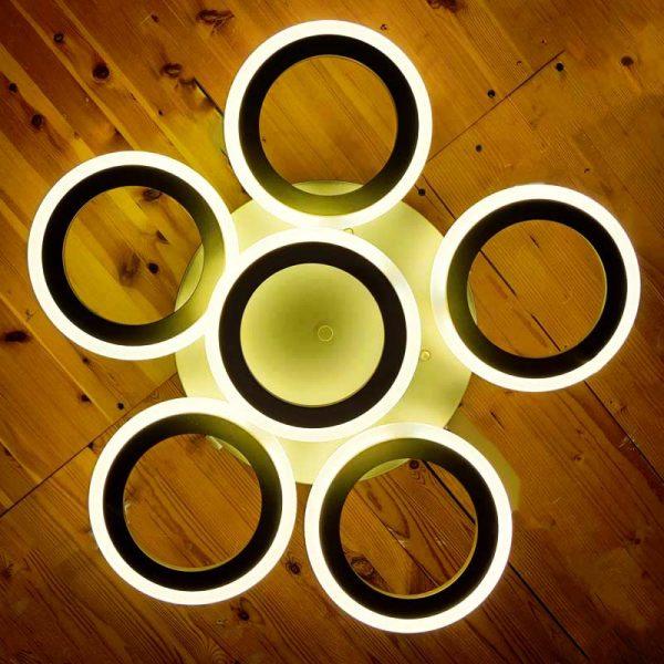 Люстра mid-circles-6 фото