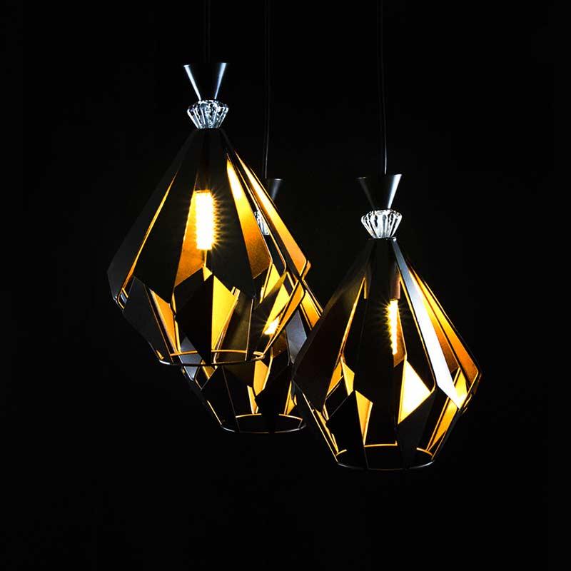 Подвесной светильник потолочный на кухню над столом фото
