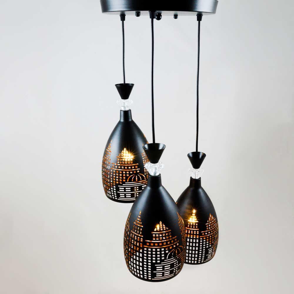 Светильник подвесной Bells фото