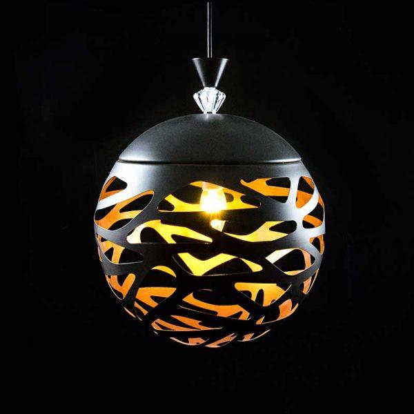 Светильник подвесной шар bowl фото