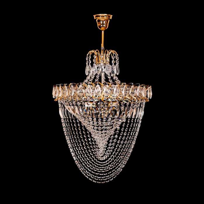Классическая подвесная люстра Victorian фото