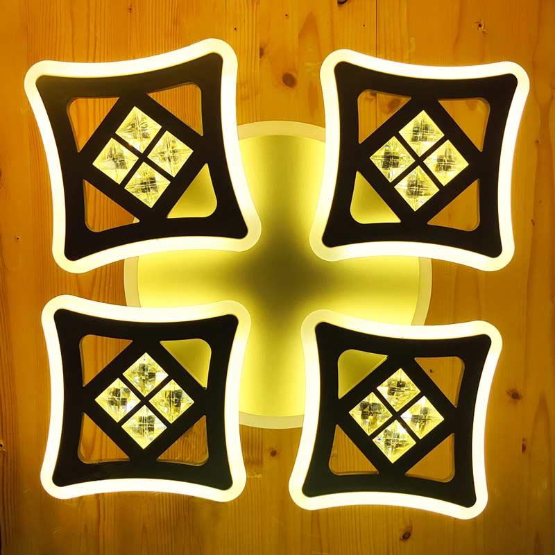 Светильник потолочный на диодах Crosses фото
