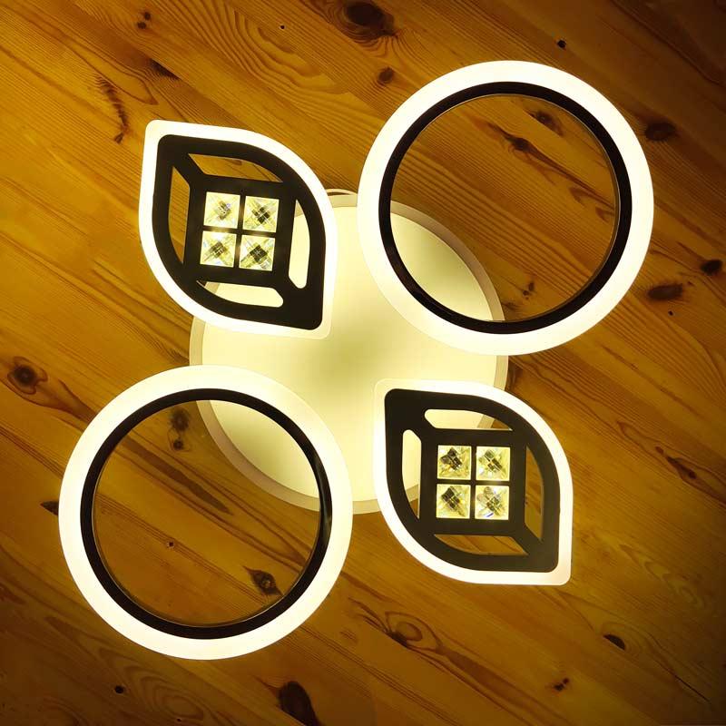 Светильник потолочный светодиодный Smoothness фото