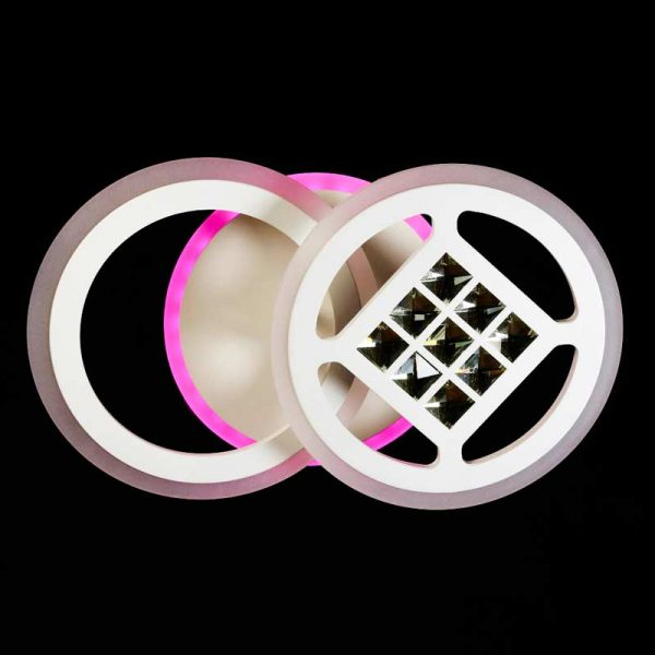 настенный бра два круга Creation фото