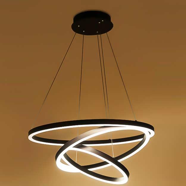 Светодиодный светильник подвесной devotion фото