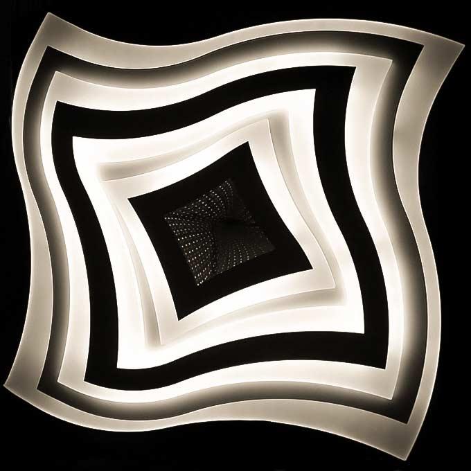Светильник geometriya-3d фото