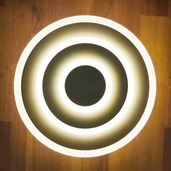 Cветодиодный светильник круг фото