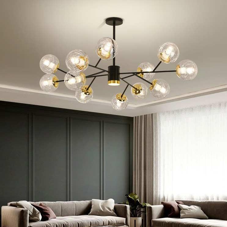 Светильник allure-12 ламп фото