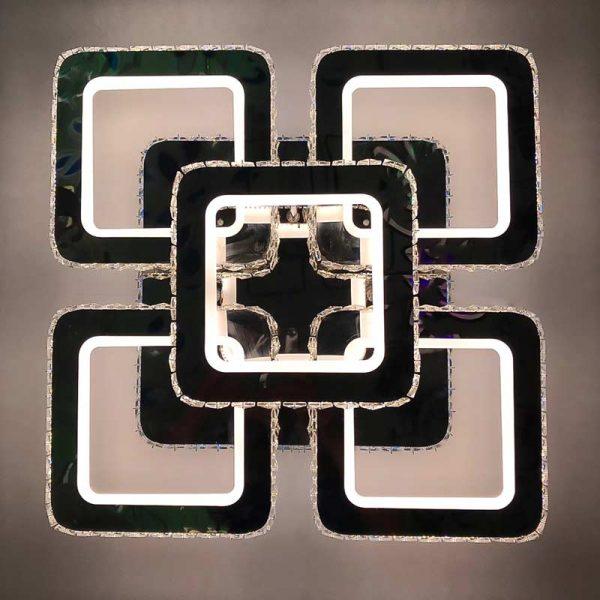 Люстра crystal-squares-5 фото