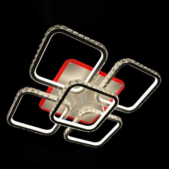 Диодный светильник QuadSteam 5 фото