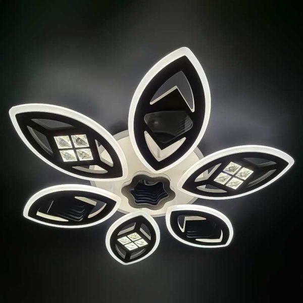 Светидьник LED flower-6-3d фото