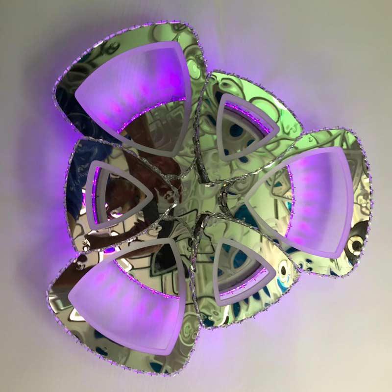 led-crystal-trigon-6 фото